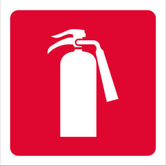 Fire Extinguisher (Symbol) - Markit Graphics