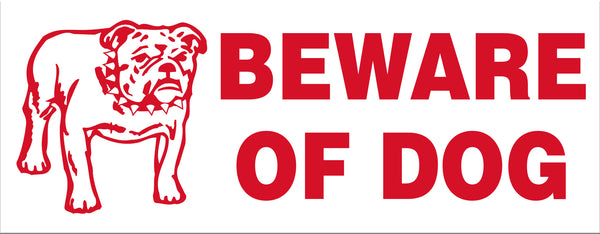 Beware of Dog - Markit Graphics