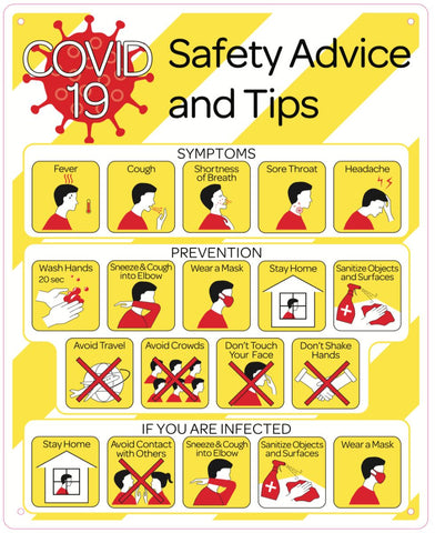 Safety advice and tips