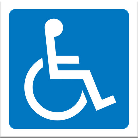 Wheelchair (Symbol)