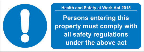 Health and Safety Act - Markit Graphics