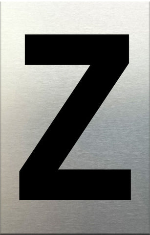 SL (Letters A to Z) 75mm