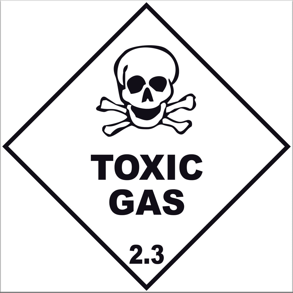 Toxic gas 23 labels 10 pack markit graphics biocorpaavc Images