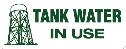 TANK WATER IN USE - Markit Graphics