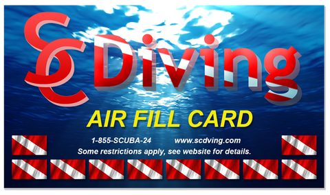 Air Fill Card