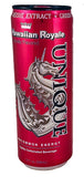 Unique Energy Drink 12oz cans