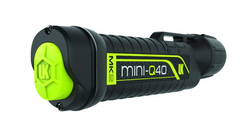 Underwater Kinetics (UK) mini-Q40 MK2 eLED Flashlight