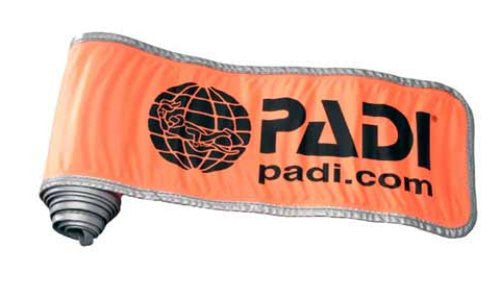 PADI Surface Marker Buoy (safety sausage)