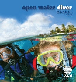 Open Water Diver Workbook Only