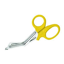 Stainless Steel Diver Shears in Pouch