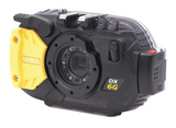 Sea&Sea DX-6G Underwater Camera + Housing