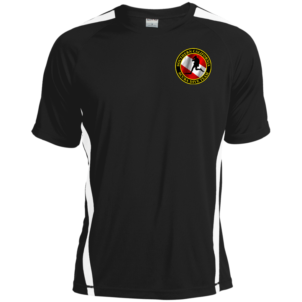 Tall Colorblock Competitor Tshirt