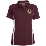 Ladies' Custom Colorblock Three Button Polo