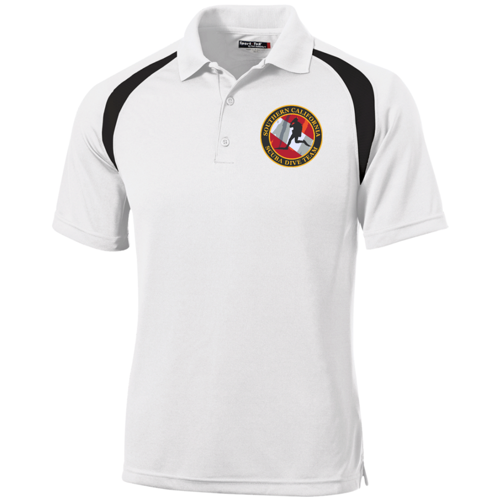 Moisture-Wicking Tag-Free Golf Shirt