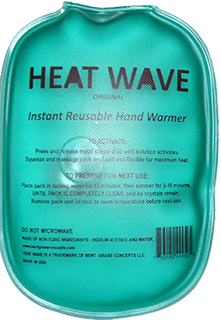 Heatwave Heat Packs 3X5 2Pk