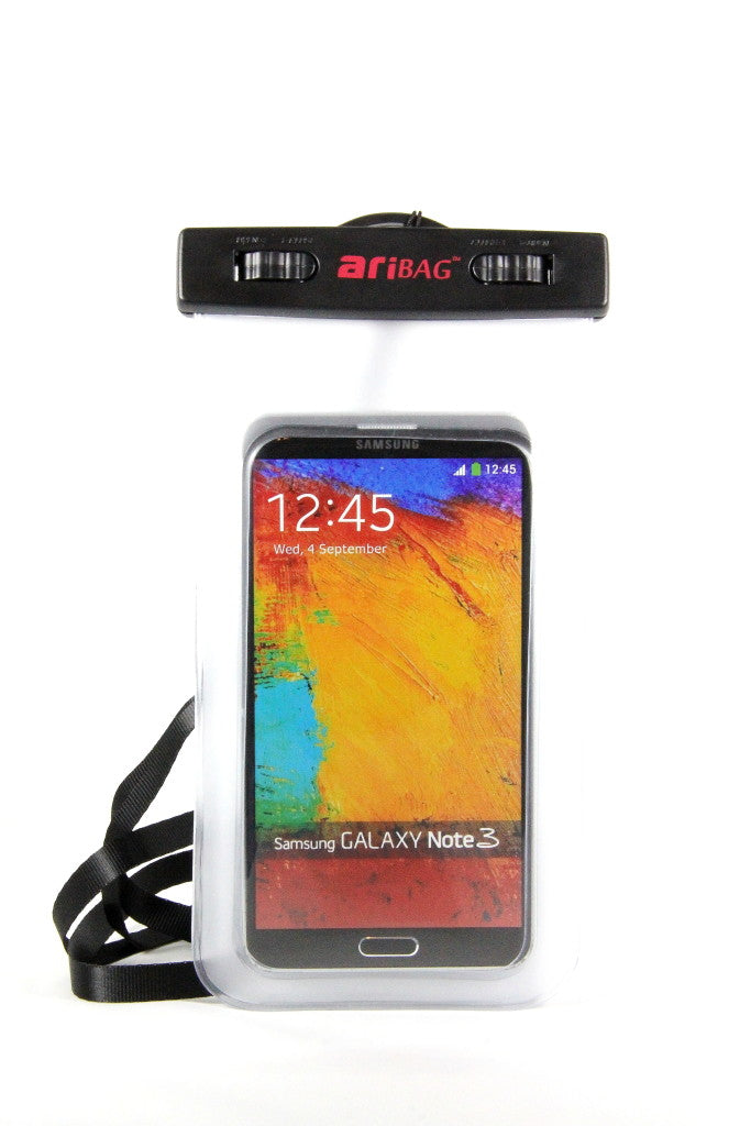 "ARI PHONE DRY BAG 7.37""X 4.18"" Waterproof Case"