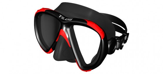 Tilos Hawk Eyes Dive Mask