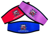 Mask Strap Cover - with SCDiving Dive Shop Logo