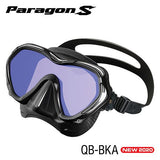 TUSA Paragon S Dive Mask - Single Lens