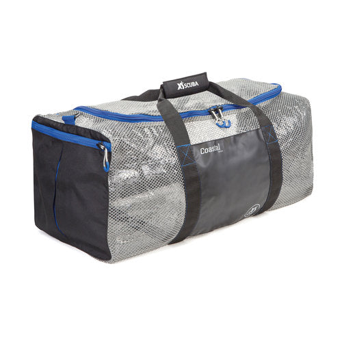 Coastal Deluxe Mesh Dive Gear Bag
