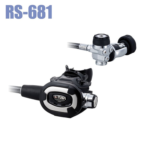 TUSA RS-681 Regulator