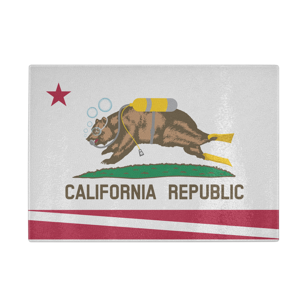 Cutting Board - California Diving