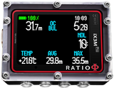 RATIO® iX3M Pro Dive Computer Series