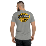 Real California Scuba Diver Short sleeve t-shirt