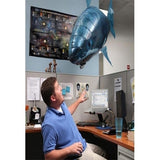 RC Flying Remote Control Inflatable Shark Blimp