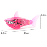 Robofish Activated Battery Powered Robot Fish Toy 5 colors