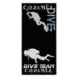 Beach Towel - Cozumel Dive Team