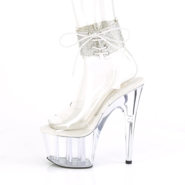 Pleaser - ADORE-791-2RS - Clear/Clear