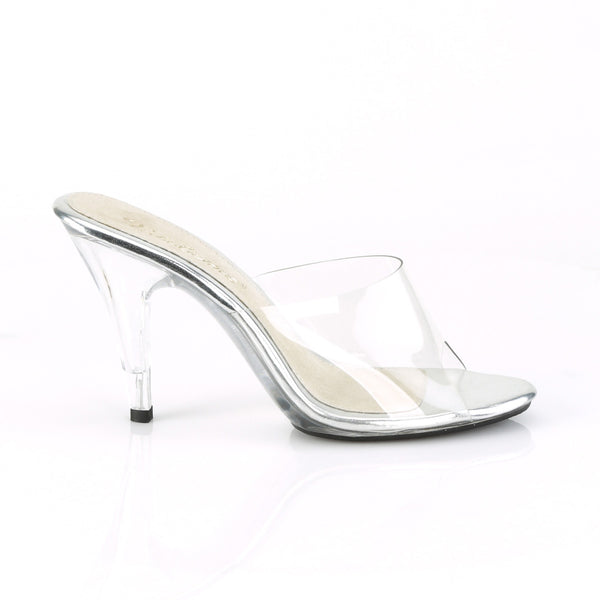 Fabulicious - CARESS-401 - Clear/Clear