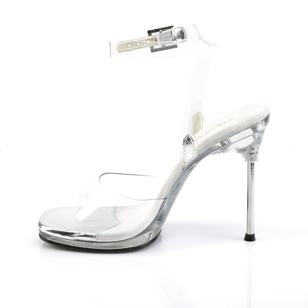 Fabulicious - CHIC-06 - Clear/Clear - Shoes