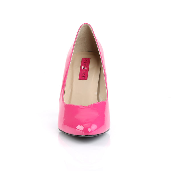 Pleaser Pink Label - DREAM-420 - Hot Pink Patent