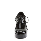 Funtasma - JAZZ-02 - Black Patent - Men's Shoes