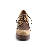 Funtasma - JAZZ-06 - Tan-Brown Pu - Men's Shoes