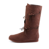 Funtasma - RENAISSANCE-100 - Brown Microfiber - Men's Boots