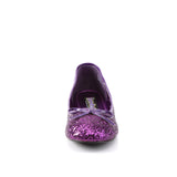 Funtasma - STAR-16G - Purple Glitter - Women's Shoes