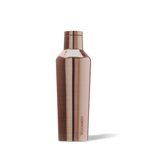 bouteille,isolante,isotherme,thermos,corkcicle,rose,acier inoxydable,16 oz,froid-25-heures,chaud-12-heures,gourde,luxe,meilleur,etudiant,montreal,boutique-casa-luca,performance,bouteille-corckcicle-monteal,cuivre,copper