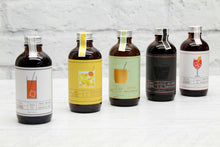 ensemble-cadeau-de sirop-a-cocktails -34oz,kit,kit-cocktail-deluxe,mixologie,mixologue-maison,montreal,ahuntsic,boutique-casa-luca,foodies,idee-cadeau-foodies