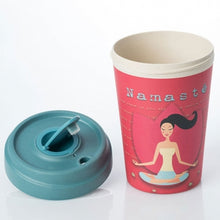 tasse,bamboo,fibre-de-mais,reutilisable,couvercle-vissable,ecologique,zero-dechat,cafe,the,breuvage-chaud,breuvage-froid,chaud,froid,manchon-silicone,manchon,silicone,montreal,ahuntsic,casa-luca,boutique-casa-luca,tasse-de-voyage,namaste