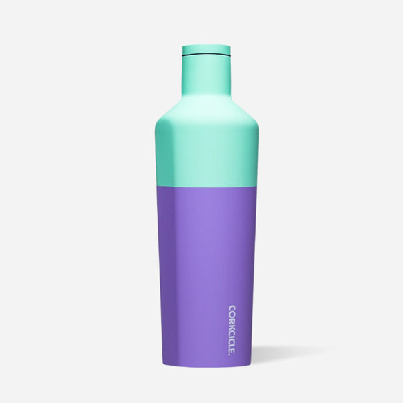bouteille,isolante,isotherme,thermos,corkcicle,rose,acier inoxydable,16oz,gourde,luxe,meilleur,etudiant,montreal,boutique-casa-luca,performance,bouteille-corckcicle-monteal
