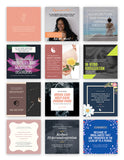 Social Media Bundle: Women's Health