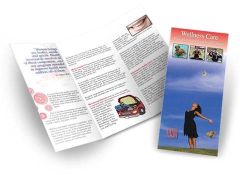 Wellness Care - Brochure