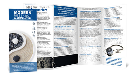 Modern Research - Brochure