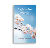 Call-to-Action Cards - Cherry Blossom