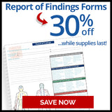 Report of Findings - 30% Discount