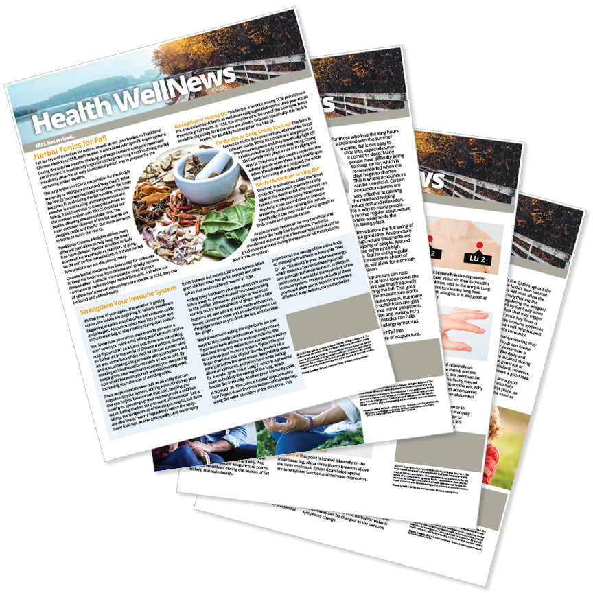 Health Well News - Autumn #11- Download & Print