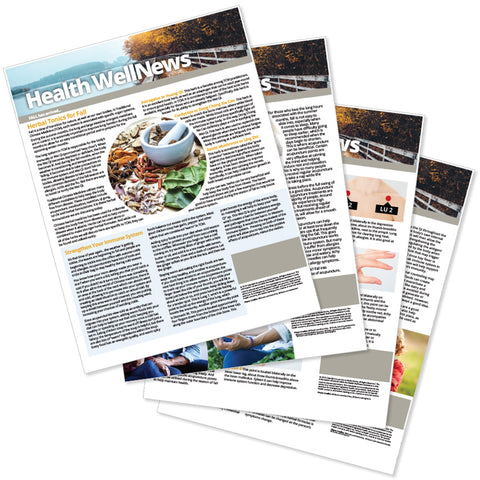 PERSONALIZED Health Well News - Autumn 2018 - Download & Print